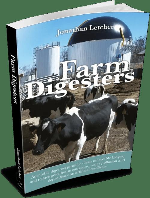 Farm Digesters book Jonathan Letcher