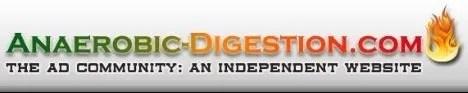 anaerobic digestion community website logo