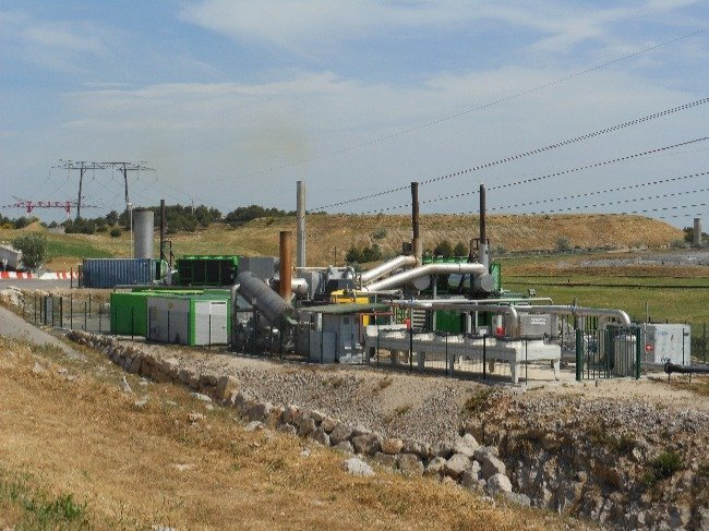 biomethane RHI support will foster the development of plants like this one in France.