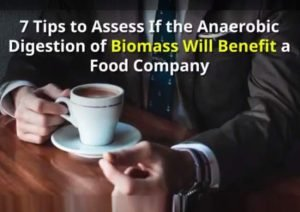 anaerobic digestion of biomass illustrated using the title graphic.