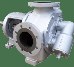 Image showing pump classification - positive displacement pump by Verder Pumps.