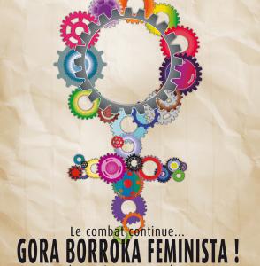 gora borroka feminista