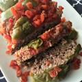 Stuffed Pepper Meatloaf