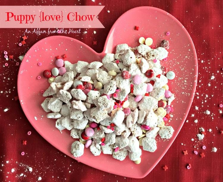 Puppy {love} Chow