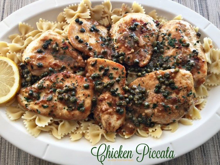 Chicken piccata an affair from the heart chicken piccata forumfinder Images