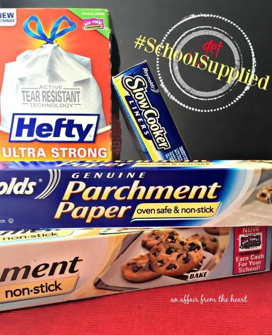 Get School Supplied
