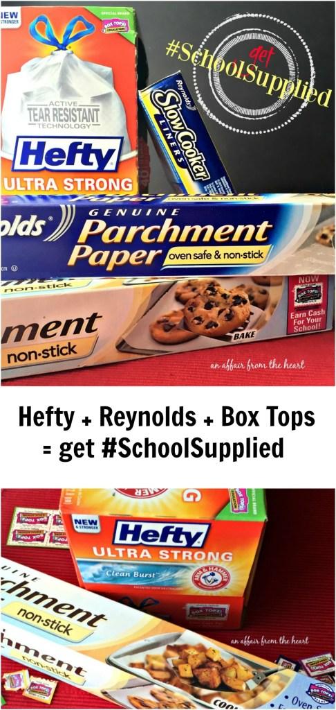 #SchoolSupplied