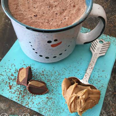 Peanut Butter Hot Cocoa