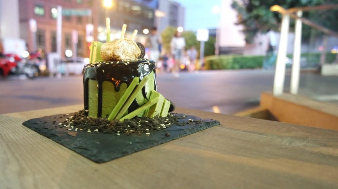 Matcha Black Sesame
