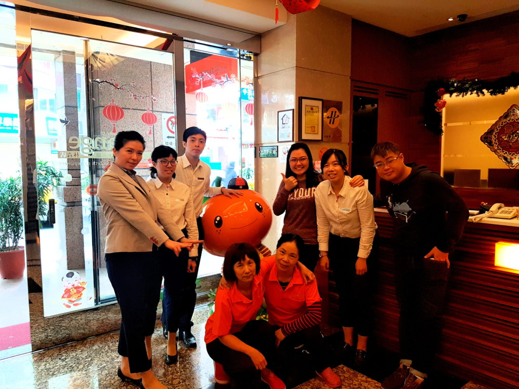 orange hotel group