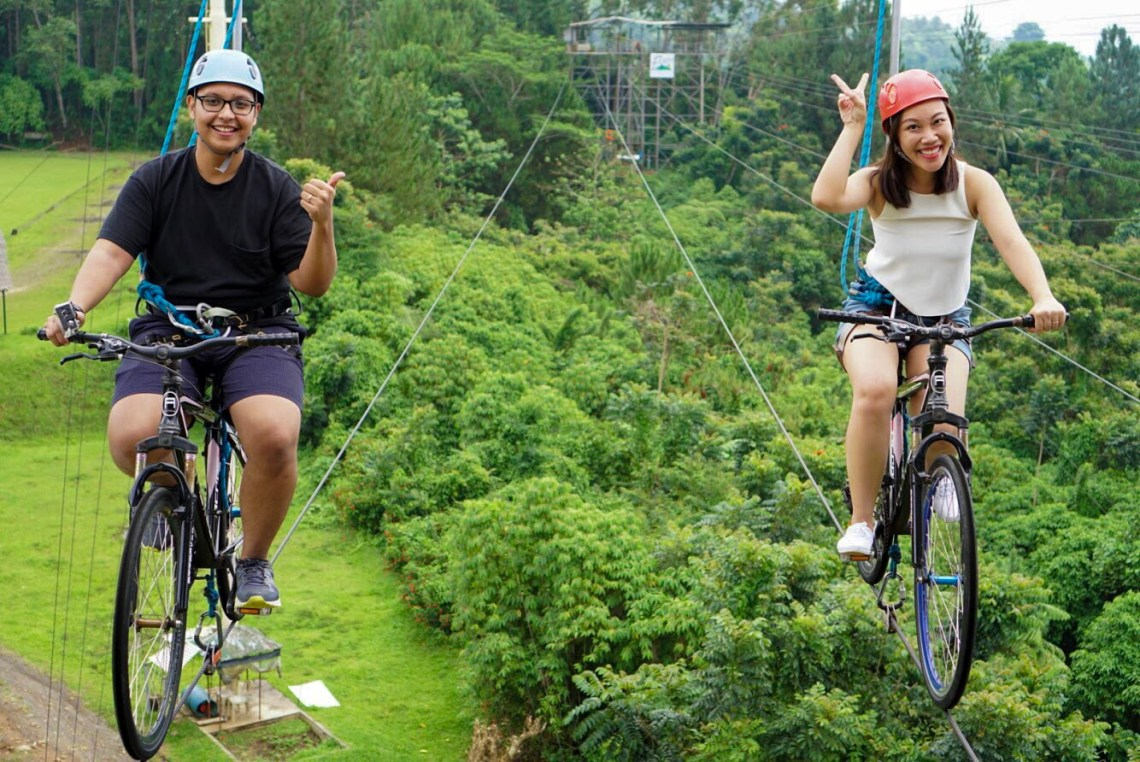 Eden Nature Park and Resort_Skycycle