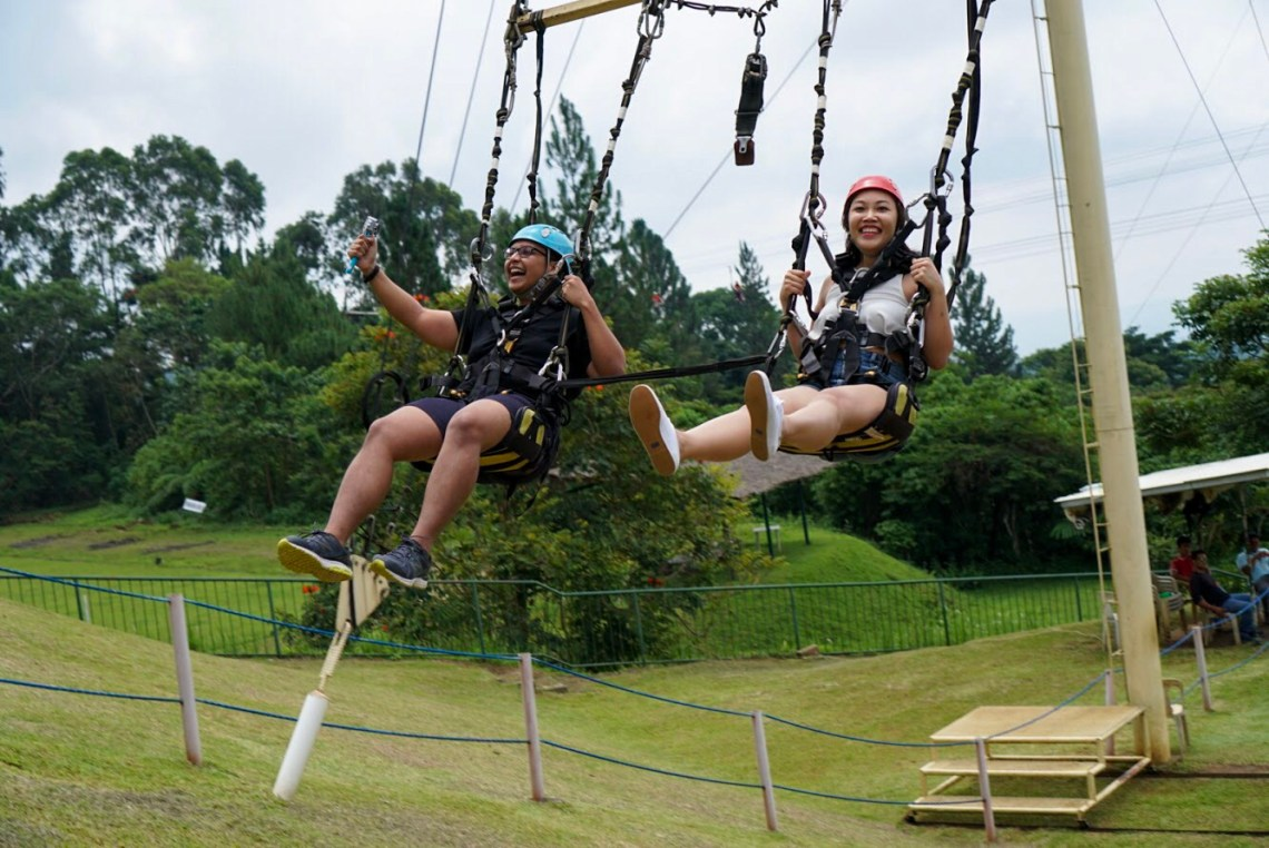 Eden Nature Park and Resort_Skyswing