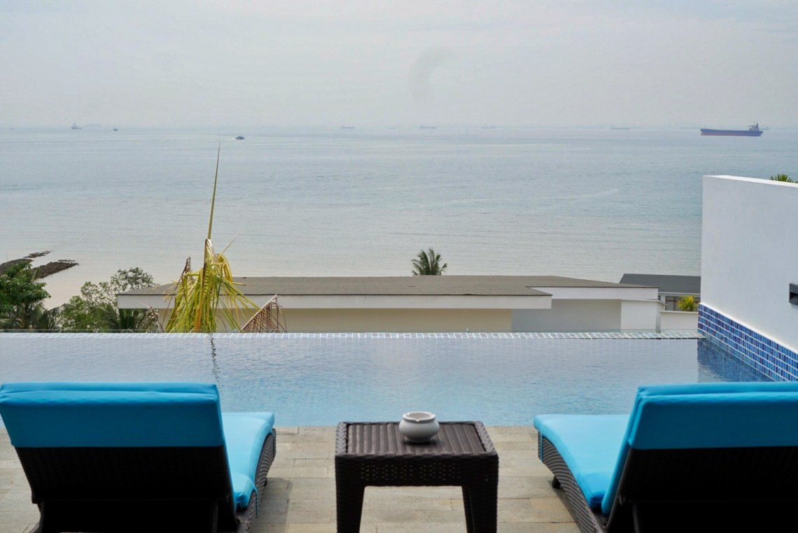 Montigo Resorts_Private Villa Infinity Pool