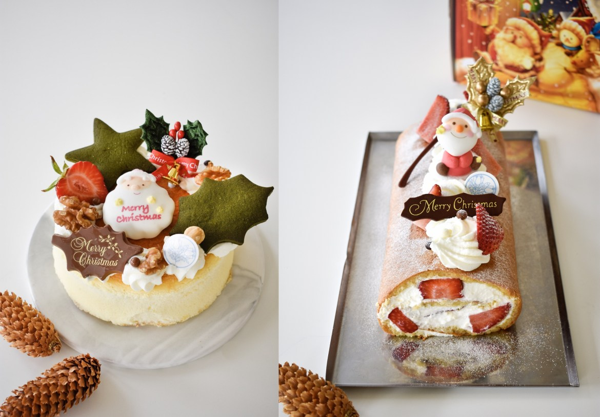 Flor Patisserie_Christmas Cakes
