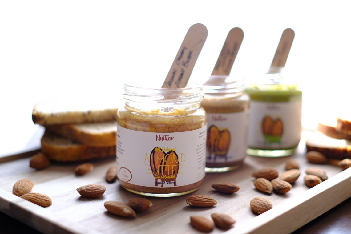 Nuttier_All-Natural Nut Butters