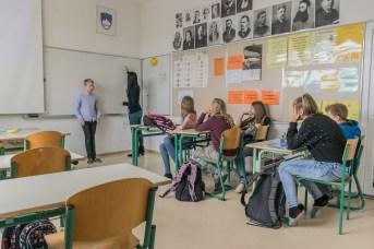 Izobraževanje na OŠ Frana Metelka Škocjan