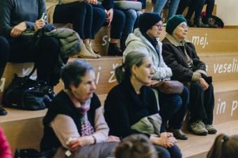 Odprtje razstave na OŠ Danila Lokarja Ajdovščina