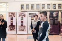 Odprtje razstave na OŠ dr. Bogomirja Magajne Divača