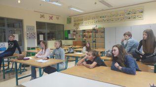 Izobraževanje na OŠ Marije Vere Kamnik