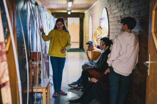 Izobraževanje na OŠ Staneta Žagarja Kranj