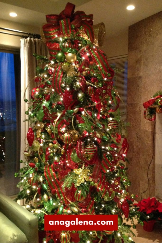 40 Ideas Para Decorar Tu Rbol De Navidad Ana Galena