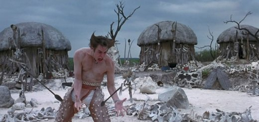 Ace Ventura's Rite of Passage