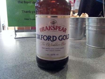 Oxford beer