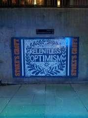 Relentless Optimism!!!
