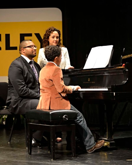 Isaiah Greene's Piano Solo
