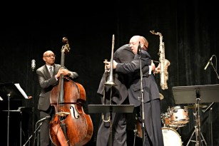 Jimmy Greene and Friends; An emotional moment