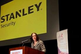 Tamara Bross, Vice President, Business Development, Stanley Security