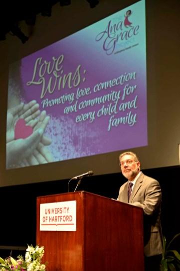 Dr, Steven Girelli, President, Klingberg Family Centers