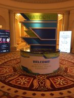 Conference Welcome Booth