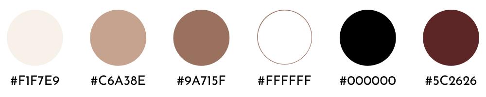 Branding - 5 clés pour avoir une identité visuelle forte - couleurs