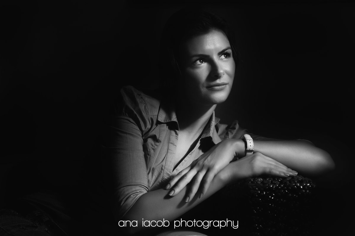 Ana Iacob model photographer