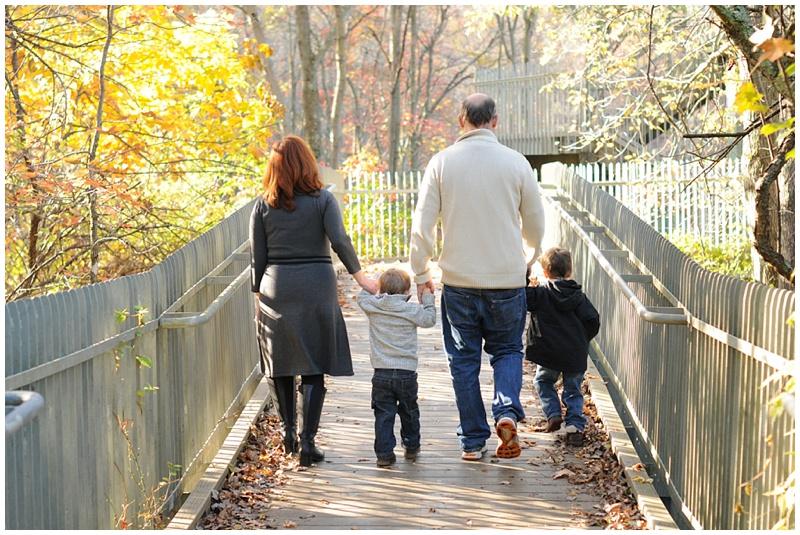 Huntley Meadows, Virginia Family Portrait Photographer