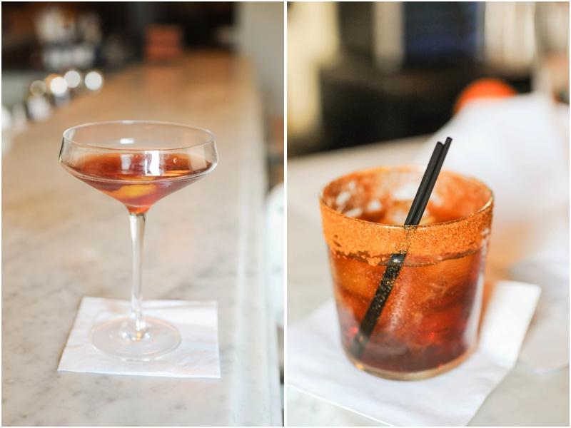 HanksOysterBar | Bartender Isaac | Jamie Leeds Restaurant Group