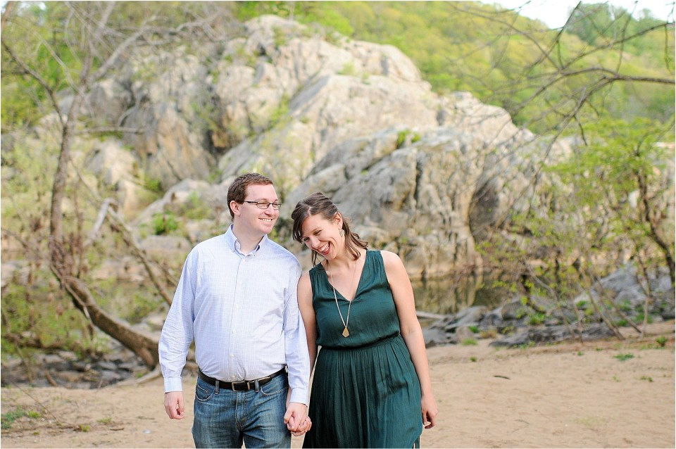 Wedding Anniversary Session in Washington DC Great Falls and C&O Canal | Ana Isabel Photography
