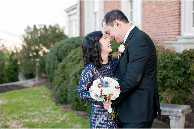 Small intimate wedding at Mansion at Strathmore | Ana Isabel Photography 16