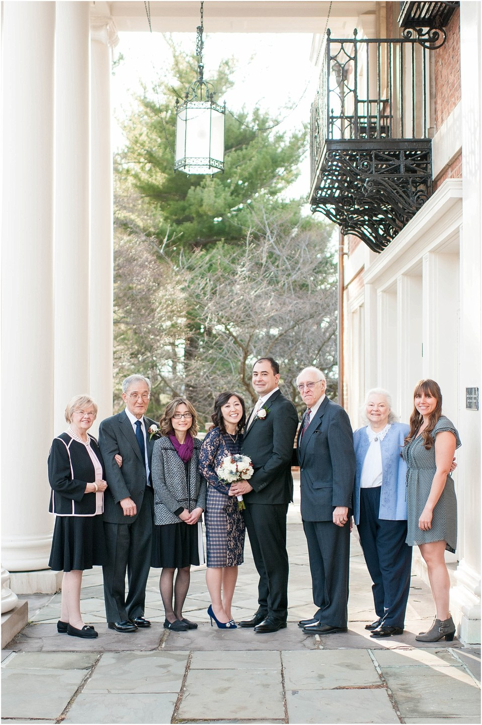 Small intimate wedding at Mansion at Strathmore | Ana Isabel Photography 32
