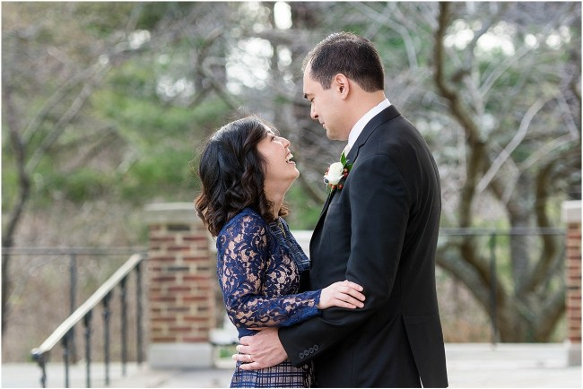 Small intimate wedding at Mansion at Strathmore | Ana Isabel Photography 39