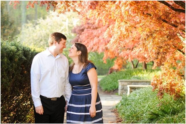 Brookside Gardens engagement session | Washington DC engagement photographer | Ana Isabel Photography 15