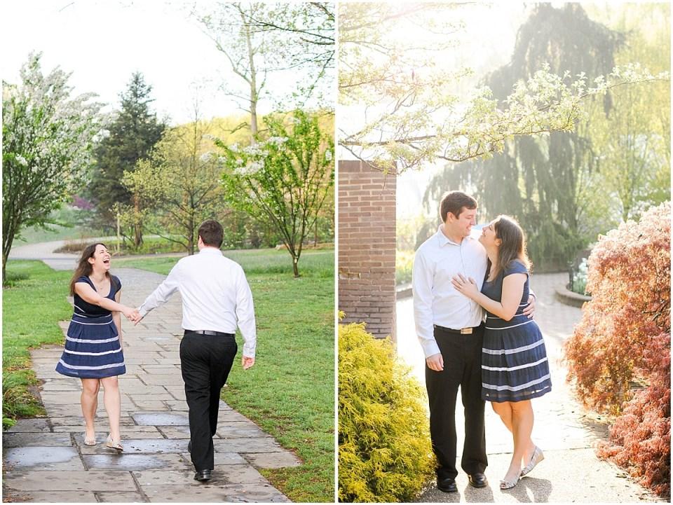 Brookside Gardens engagement session | Washington DC engagement photographer | Ana Isabel Photography 3