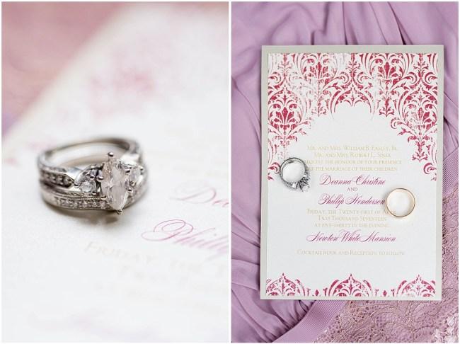 Newton White Mansion Wedding | Ana Isabel Photography 1