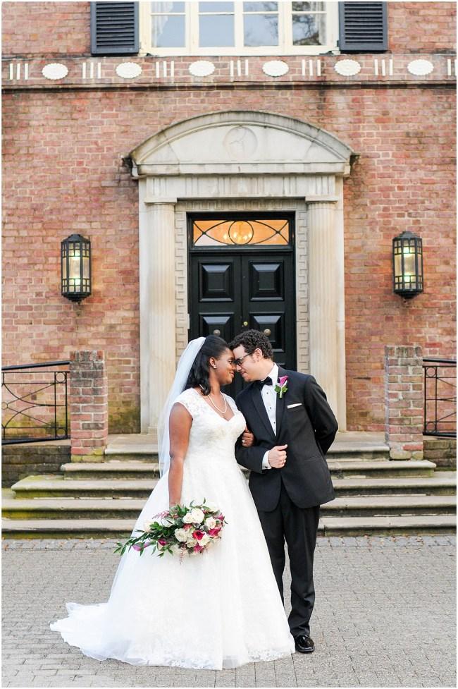 Newton White Mansion Wedding | Ana Isabel Photography 60