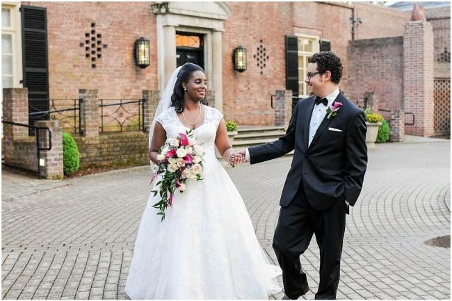 Newton White Mansion Wedding | Ana Isabel Photography 64