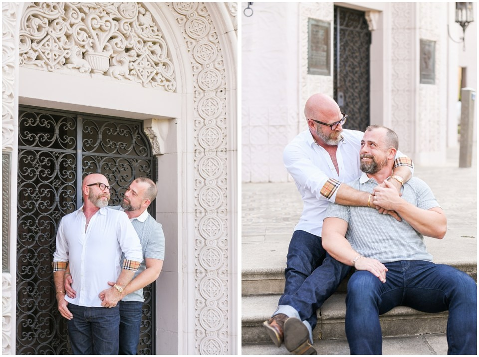 LGBTQ+ gay San Antonio photographer