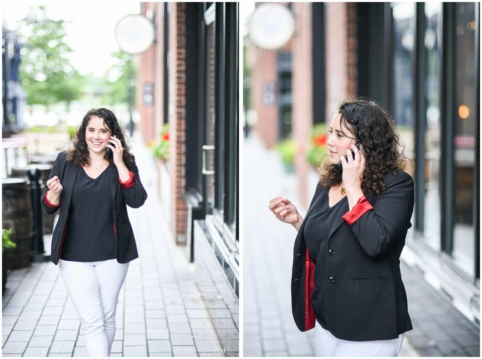 Latina business headshot photographer