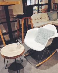 Décoration scandinave Nook Café Montpellier