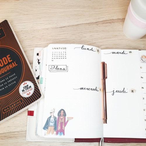 10 conseils pour commencer un bullet journal sans prise de tête